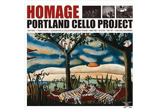 Portland Cello Project - HOMAGE  - (CD)