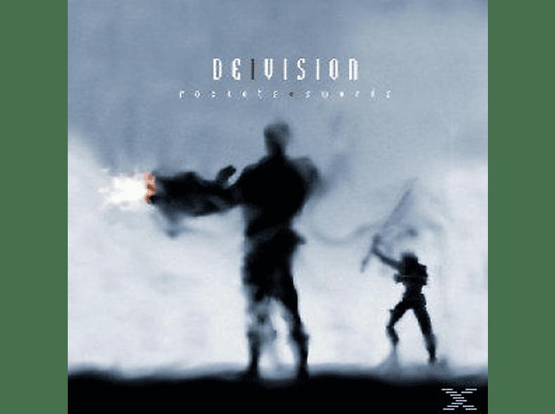 De/Vision - Rockets+Swords [CD]