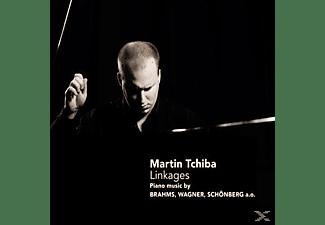 Martin Tchiba - Linkages  - (CD)