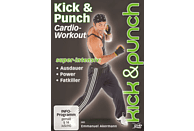 Kick + Punch - Cardio-Workout [DVD]