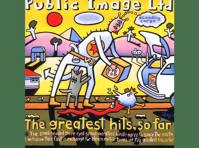 Public Image Ltd. - The Greatest Hits...So Far CD