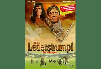 Die Lederstrumpf Erzählungen DVD
