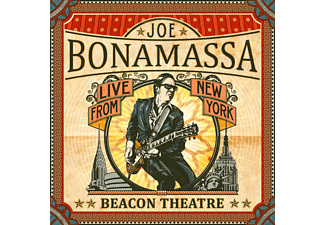 Joe Bonamassa - BEACON THEATRE - LIVE FROM NEW YORK  - (CD)