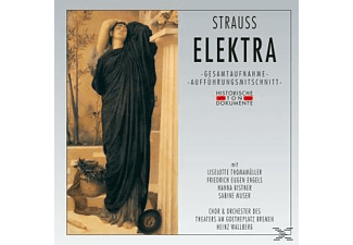 Chor Und Orchester Des Theaters Am Goetheplatz - Elektra  - (CD)