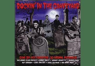 VARIOUS - Rockin' In The Graveyard  - (CD)