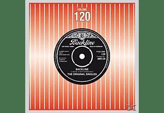 VARIOUS - Backline Vol.120  - (CD)