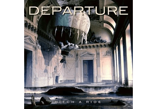 The Departure - Hitch A Ride  - (CD)