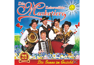 Kaiserwälder Musketiere - Die Sonne im Gesicht  - (CD)