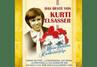 Kurti Elsasser - Meine Schönsten Kindheitserfolge  - (CD)