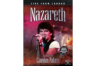 Nazareth - Live From London  - (DVD)