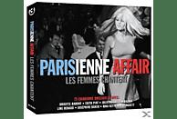 VARIOUS - Parisienne Affair - Les Femmes Chantent [CD]