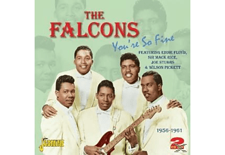 The Falcons - YOU'RE SO FINE  - (CD)