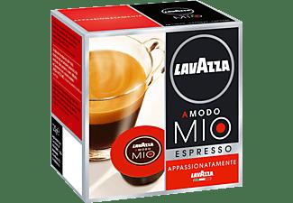 Cápsulas monodosis - Lavazza APPASSIONATAMENTE Contiene 16 cápsulas de café appassionatamente