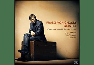Franz Von Quintet Chossy - When The World Comes Home  - (CD)