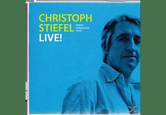 Christoph Stiefel - Inner Language Trio-Live!  - (CD)