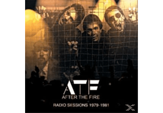 After The Fire - RADIO SESSIONS 1979-1981  - (CD)