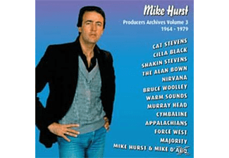 Mike Hurst - PRODUCERS ARCHIVES..  - (CD)