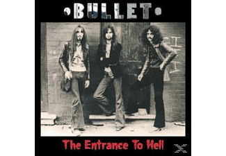 Bullet - The Entrance To Hell  - (CD)