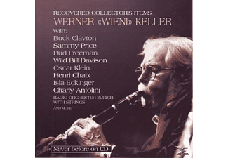 """Werner """"wieni"""" & Radio Orchester Zürich Keller, Buck/radio Orchester Zurich Clayton - Werner-Wieni-Keller (Recovered C  - (CD)"""