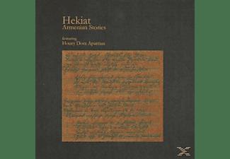 Hekiat & Houry Dora Apartia, Houry Dora Apartian - Hekiat-Armenian Stories  - (CD)
