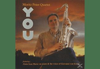 Moritz Quartet Peter - You  - (CD)