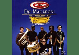 Dr Macaroni, Dr.Macaroni Brass Band - Al Dente  - (CD)