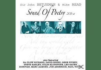 Mike Read, John -sir- Betjeman - Sound Of Poetry  - (CD)