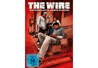 The Wire - Die komplette 4. Staffel DVD