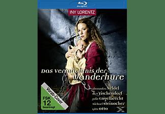 Das Vermächtnis der Wanderhure Blu-ray