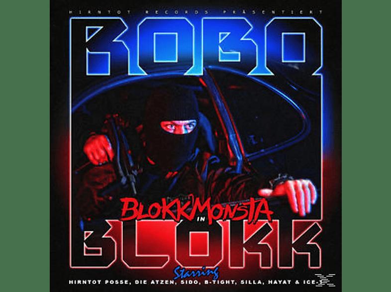 Blokkmonsta - Roboblokk [CD]