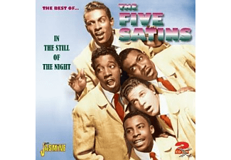 The Five Satins - BEST OF  - (CD)