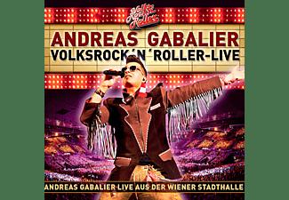Andreas Gabalier - Volksrock'n'Roller-Live  - (CD)