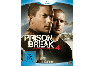 Prison Break – Season 4 [Blu-ray]