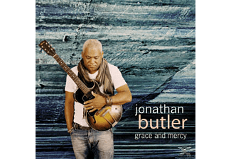 Jonathan Butler - Grace And Mercy  - (CD)
