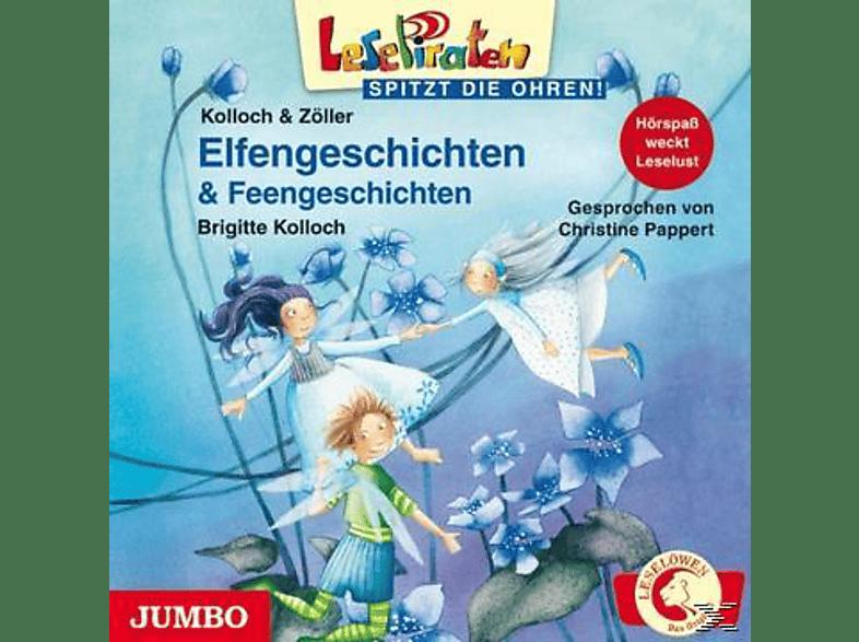 Elfengeschichten & Feengeschichten - (CD)
