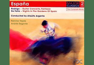 Ataulfo Argenta - Espana-Rodrigo Guitar Concerto  - (CD)