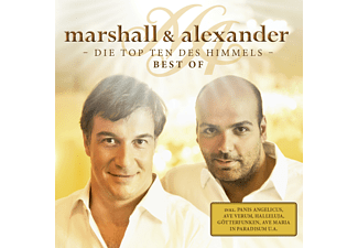 Marshall & Alexander - GÖTTERFUNKEN - DIE TOP TEN DES HIMMELS 2  - (CD)