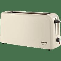 SIEMENS TT3A0007 Toaster Creme (980 Watt, Schlitze: 1)