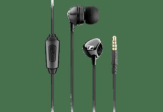 Auriculares botón - Sennheiser CX 275 S, Control volumen, Negro
