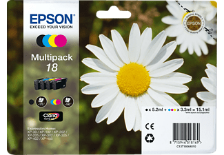 EPSON 18 Claria Home - 4-pack