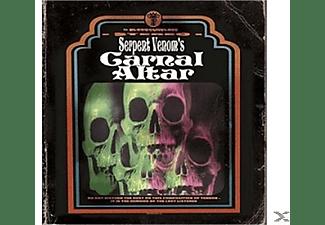 Serpent Venom - Carnal Altar  - (CD)