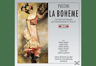Chor & Orchester Des Gran Teatro Del Liceo Barcelo - La Boheme  - (CD)