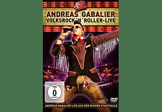 Andreas Gabalier - VOLKSROCK N ROLLER-LIVE  - (DVD)