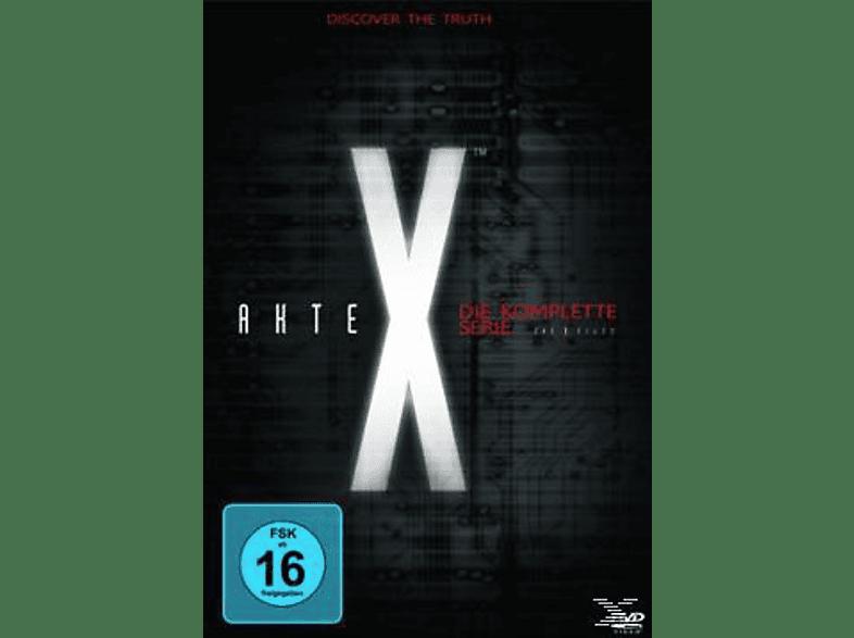Akte X - Staffeln 1-9 (Komplett) [DVD]