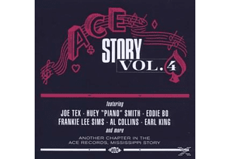 VARIOUS - Ace Story Vol.4 - (CD)