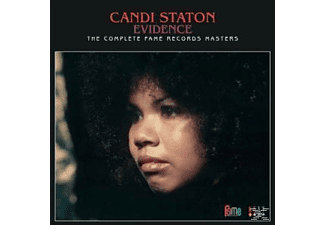 Candi Staton - Evidence-Complete Fame Records Masters [Doppel-Cd]  - (CD)