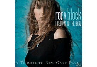 Rory Block - I Belong To The Band-A Tribute To Rev.G.Davis  - (CD)