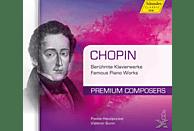 Pavlos Hatzopoulos - Vladimir Bunin - Premium Composers [CD]