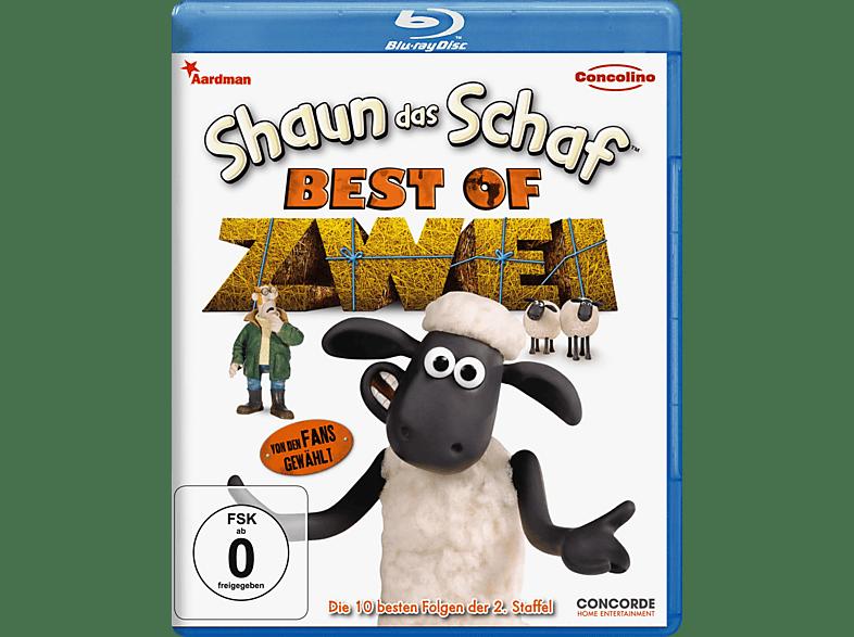 Shaun das Schaf - Best Of Zwei [Blu-ray]