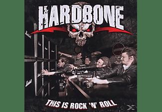Hardbone - This Is Rock'n' Roll  - (CD)